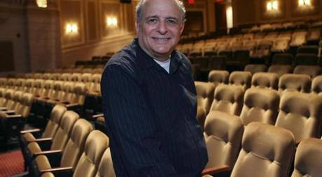 Pulitzer Prize-winning playwright Alfred Uhry.